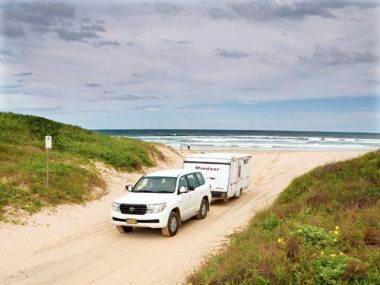 Travel: 5 beachside beauties for RVers