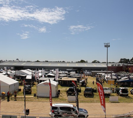 The 2016 Victorian Caravan, Camping and Touring Supershow