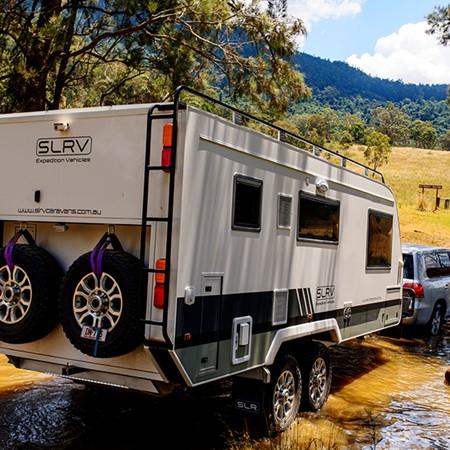 SLRV Discovery 2100
