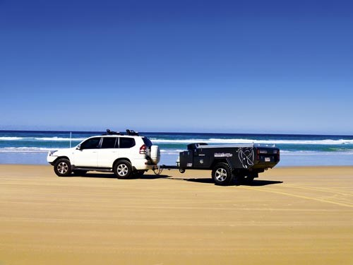 RhinoMax Off Road Campers says it is offering a five grand discount to Camper Trailer Australia read
