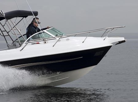 HAINES HUNTER 585 R LIMITED