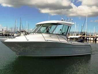 Frailerable family boat