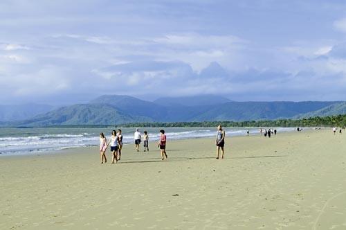 Four Mile Beach, Port Douglas