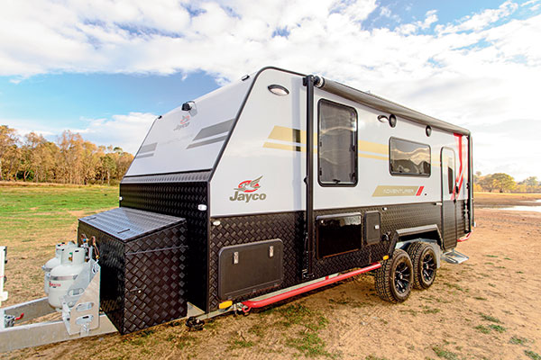 Jayco Adventurer: 2017 Review