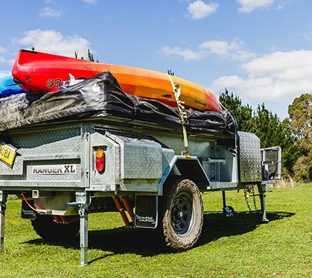 Skamper Kamper Ranger XL