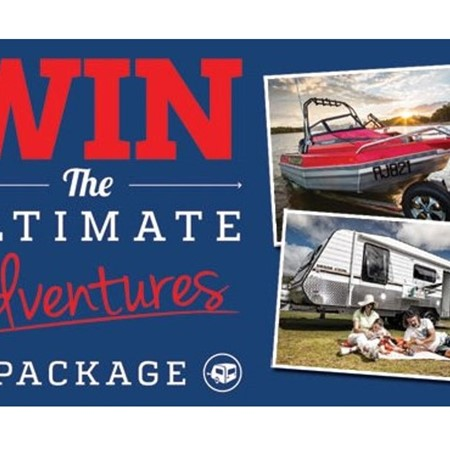 Win the Ultimate Adventures giveaway