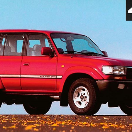 What is the best 4x4 tow vehicle of all time?