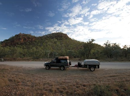 Boodjamulla (Lawn Hill) National Park in Quensland. Just one of five must-see camper trailer escapes