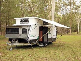 Windsor Rapid caravan