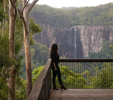 Northern Rivers waterfalls in NSW