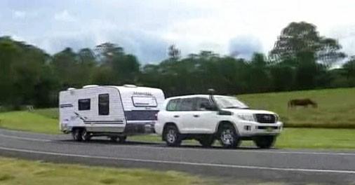 Video test: Toyota Landcruiser