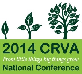 2014 CRVA NATIONAL CONFERENCE LOGO