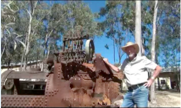 Video travel: Herberton, Qld