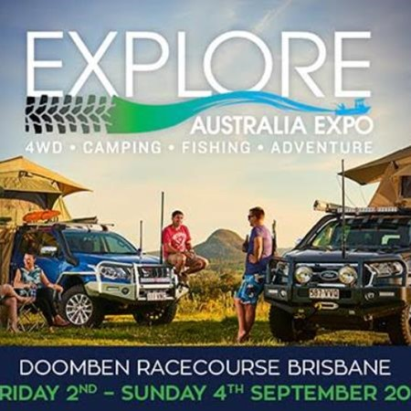 The Explore Australia Expo will be held from September 2-4