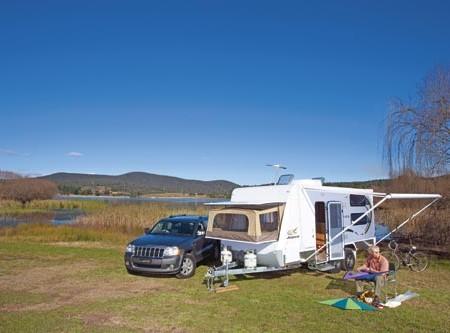 Jayco Caravans Expanda Outback
