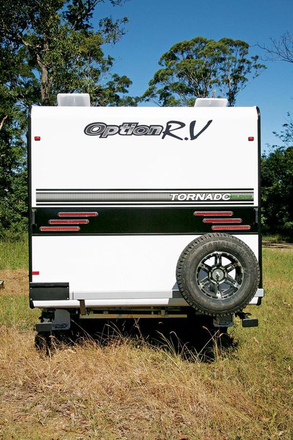 Rv Dealer Near Me >> Option RV Tornado Equippe Review