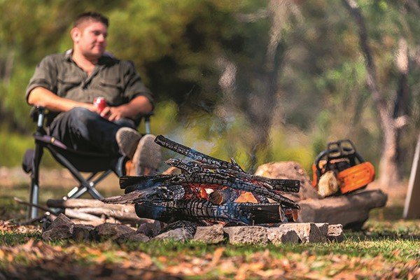 For your next camping trip, put a bit of thought into the campfire