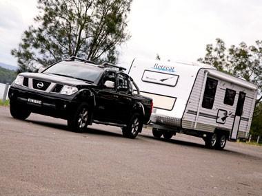 Retreat Caravans Macquarie