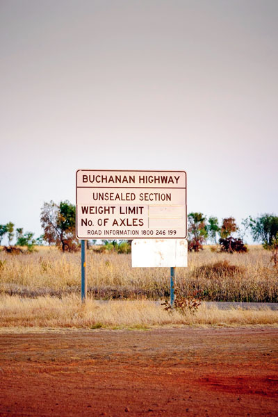 Buchanan Highway 3