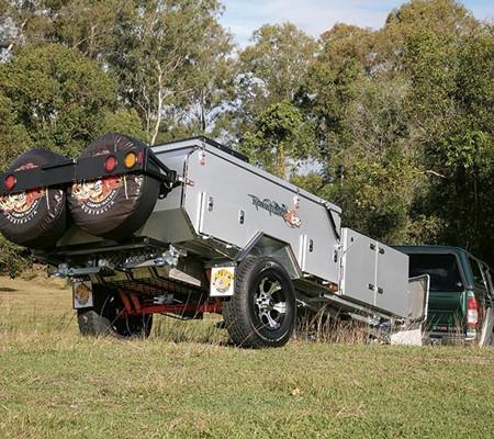 Wild Boar Camper Trailers Razorback