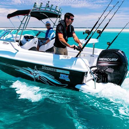 Mercury 150 FourStroke outboard motor