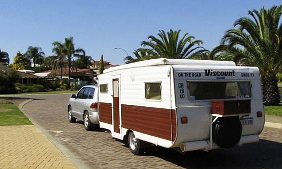 vintage vans viscount pop top