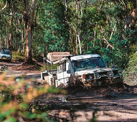 Gardens of Stone National Park NSW