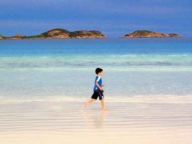 Travel: How to do Australia with two pre-schoolers