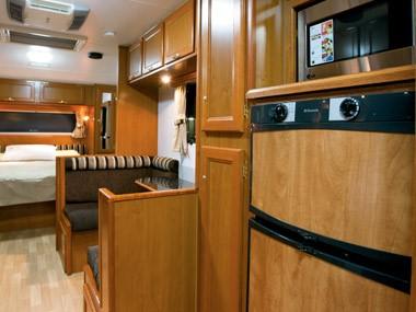 Choosing the right RV fridge