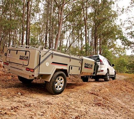 Davcar Camper Challenger
