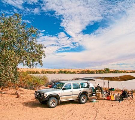 Coongie Lakes National Park, SA