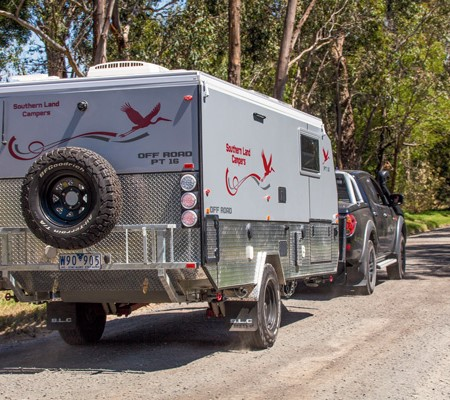 Southern Land Campers PT 16