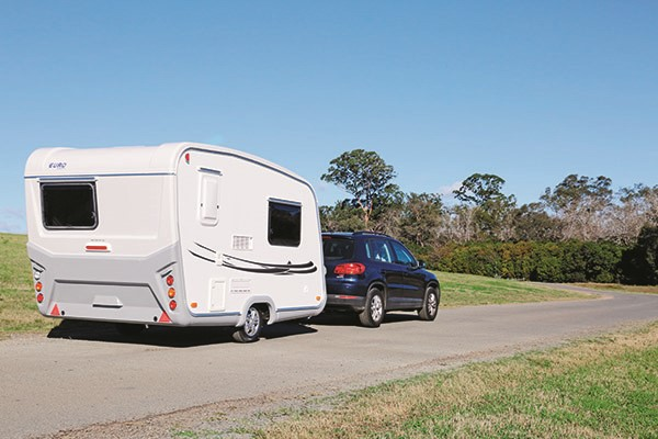 Euro Caravans NR Freedom Review