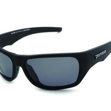 The Grilamid nylon on SOS Survival Optics Hard Target polarised sunglasses means they sit comfortabl