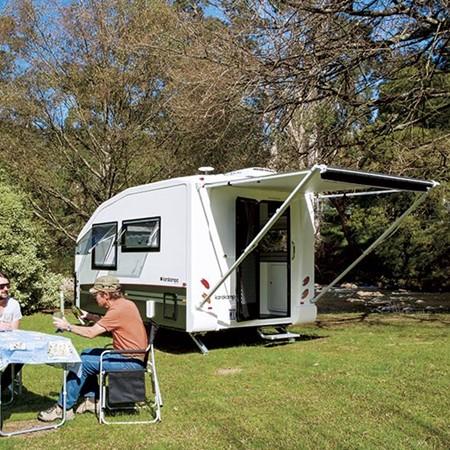 Karakampa Series 2 Caravan