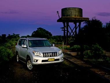 Tow test: Toyota Prado Kakadu 150 Series