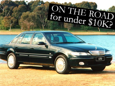 On the road for under $10K: Choosing a tow vehicle