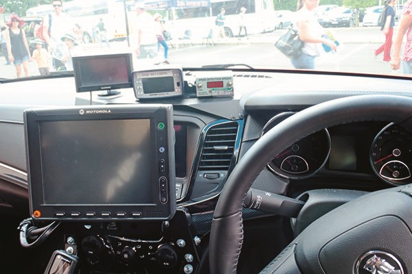 I just hope that, with the introduction of MANPR devices into our nation's patrol vehicles, there'll