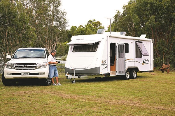 Jayco Sterling 2009 Review