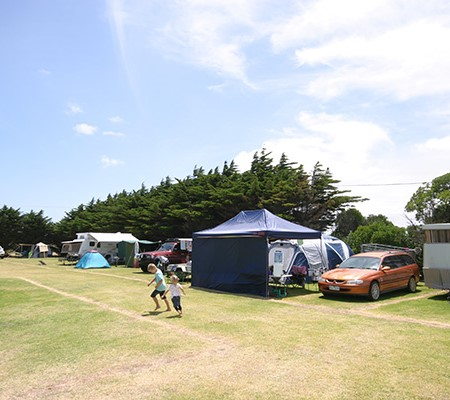 Victoria has over 380 caravan parks with plenty of accommodation on offer.