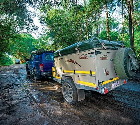 Summit Campers K2