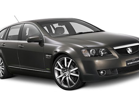 Tow test: Holden Calais VE Sport Wagon