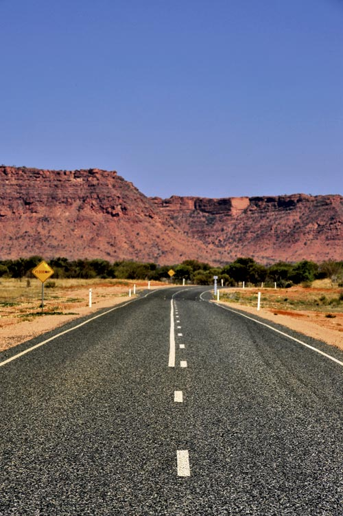 25 - Alice Springs to Uluru