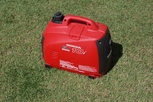 Use of generators is a common cause of friction in national parks and free camps