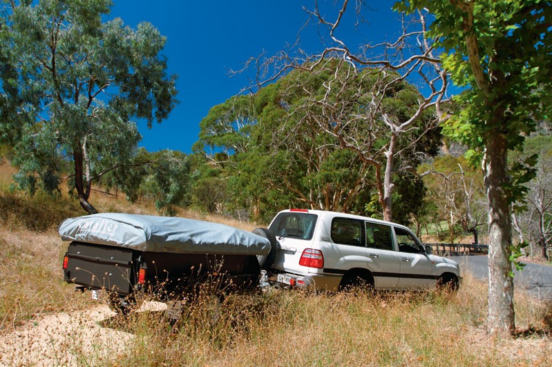 Ready for the outback: the Cavalier Rough-Road.
