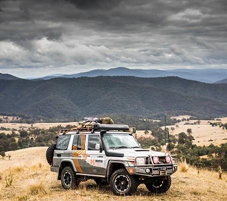Hema Map Patrol LC76