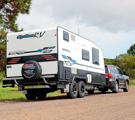 Option RV Traction LE