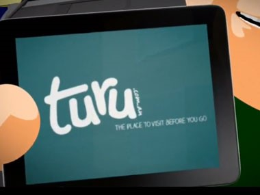 Turu: search engine for holiday parks.