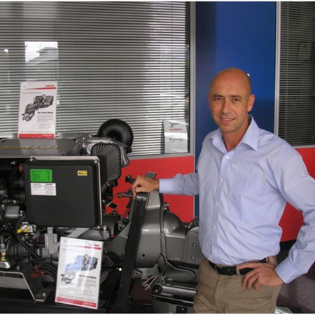 BUSINESS NEWS - Power Equipment appoints new man for the West and Top End