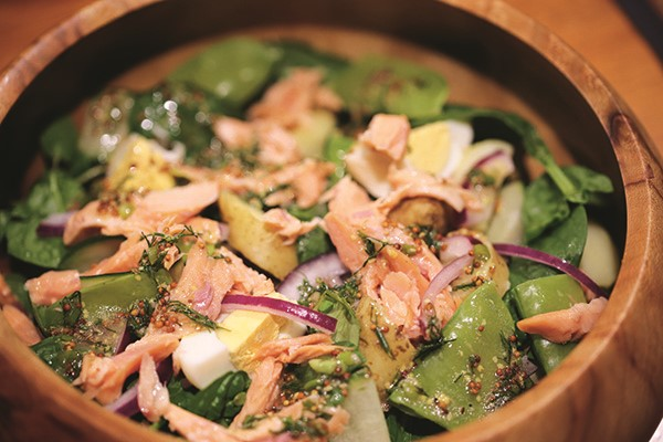One of the tastiest salads you'll ever make.